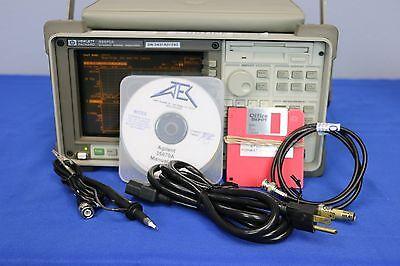 Agilenthp 35670a 2ch. Fft Dynamic Signal Analyzer Dc-102.4 Khz