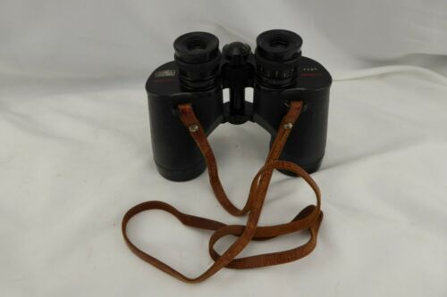 Vintage Bushnell TRiple Tested Coated Optics 7x35 Featherlight Leather Case