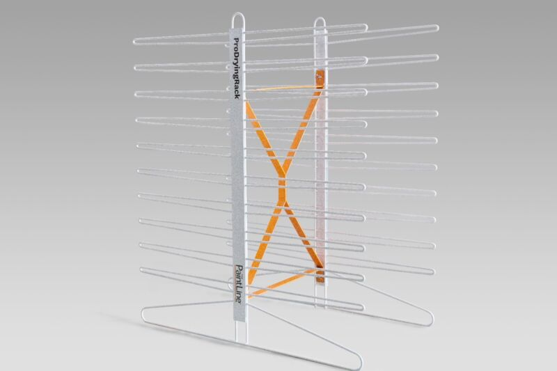 Table top drying rack, great for laminate work.