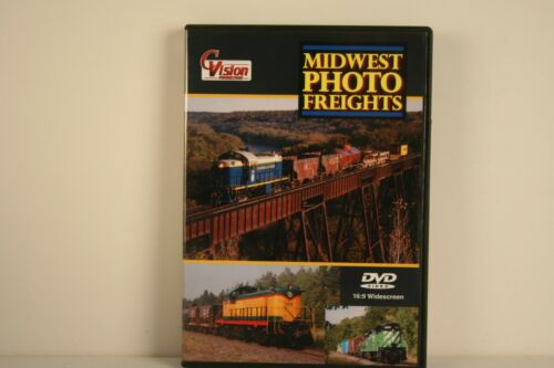 DVD Midwest Photo Freights - Cvision