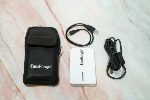 CamRanger Wireless Transmitter for Select Canon and Nikon