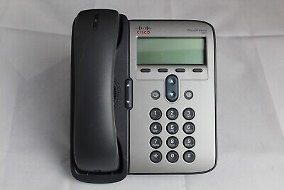 Lot Of 5 Cisco Cp-7911g Voip Business Office Phones