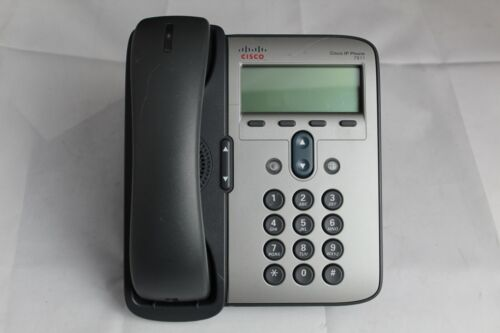 Lot 10 Cisco CP-7911G VoIP Business Office Phones