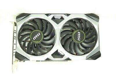 MSI NVIDIA GeForce GTX 1660 6GB GDDR5 Graphics Card (GTX 1660 VENTUS XS 6G OC)