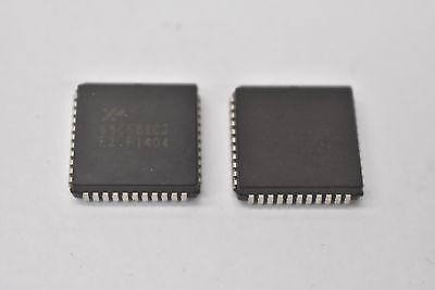 Exar 68C681cj Serial Io Communication Controller Lot Of 2