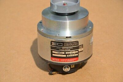 Moving Coil Servo Motor. Made in USA.