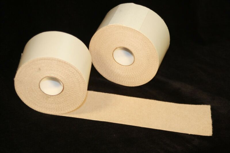 "1 Roll of 2"" x 5 yd Andover Moleskin Adhesive Felt Tape"