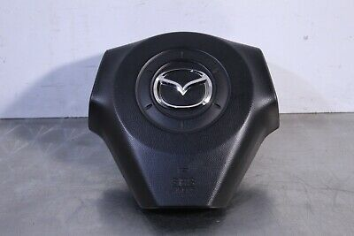 2006 MAZDA 3 STEERING WHEEL AIR BAG