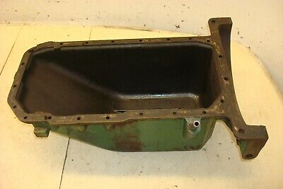 Oliver 1250 Gas Tractor Engine Oil Pan
