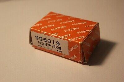 Mitutoyo 996019 Surftest Profilometer Nosepiece New
