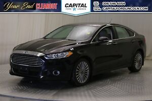 2016 Ford Fusion Titanium AWD **New Arrival**
