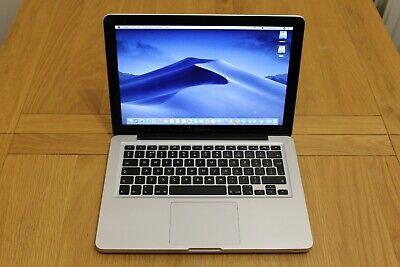 "Apple MacBook Pro 13.3"" - Core i7 2.9 GHz - 8GB RAM 120 SSD+750GB HDD Nr. 21"