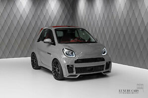 "ForTwo BRABUS Ultimate 1 of 50"" NARDO GREY / RED"