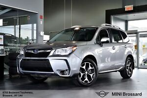 2016 Subaru Forester 2.0XT LIMITED + 8 PNEUS + GPS + CUIR + PROM