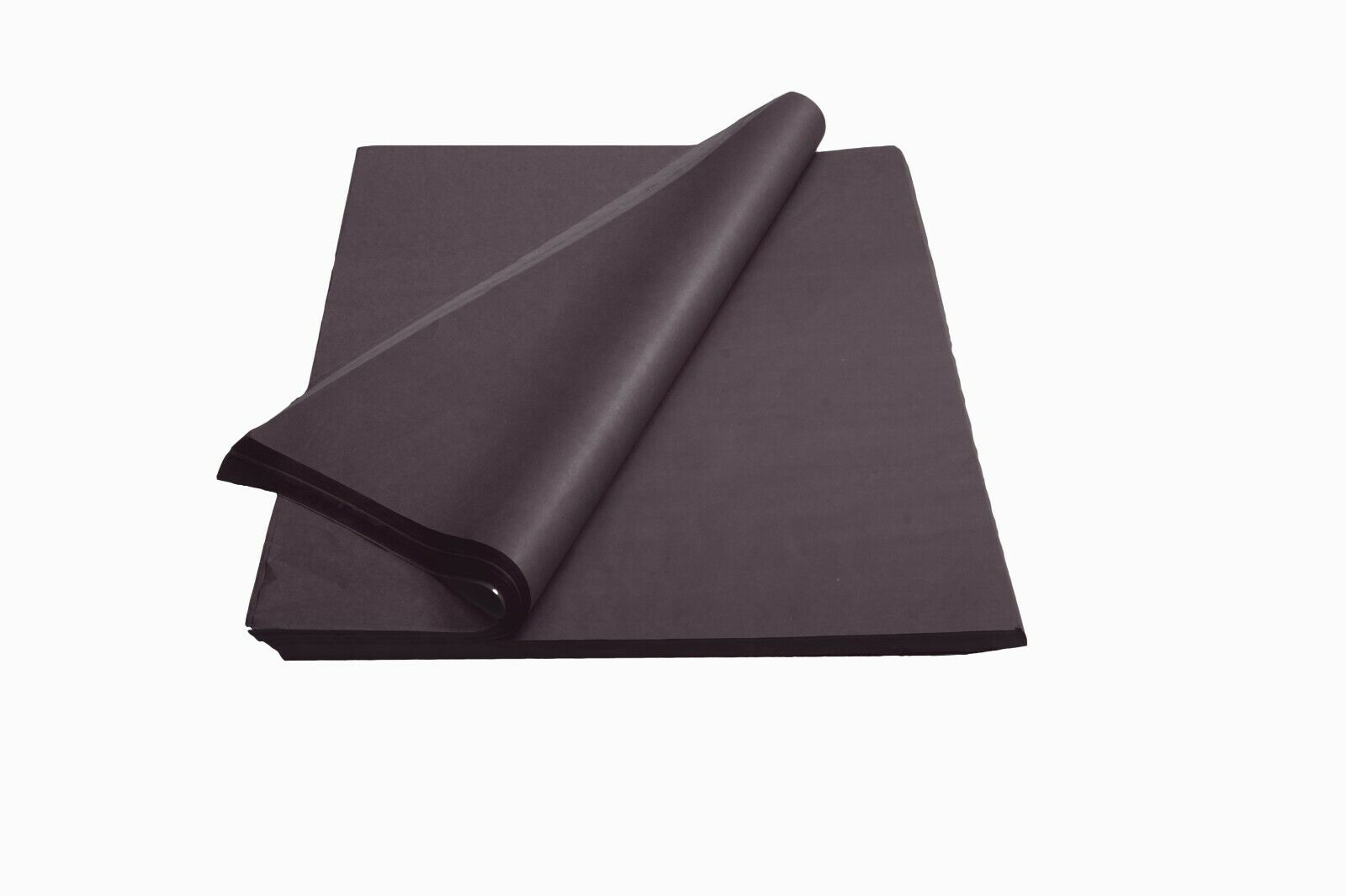 "480 Sheets Solid Black Tissue Paper Ream 20"" x 30""- Gift Wra"