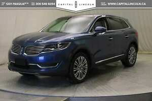 2018 Lincoln MKX Reserve AWD **New Arrival**
