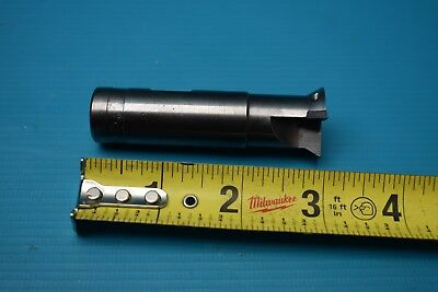 Used 1 K Tool Indexable End Mill 34 Dt 1075