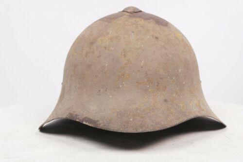 WWII Russian M36 Helmet Hasanka Halkhingolka Battlefield relic.