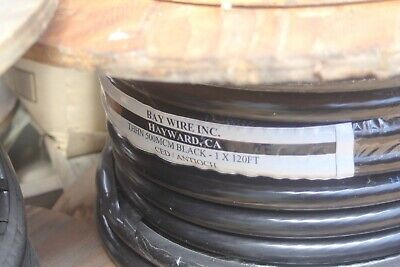 Copper Electrical Wire 500mcm 120 Spool