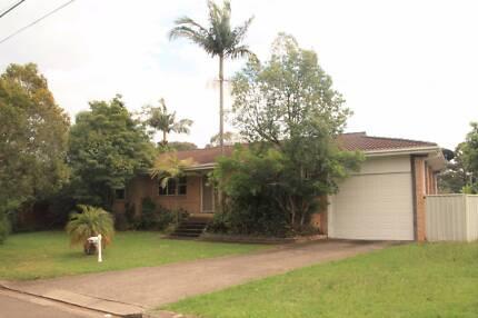 WELL-MAINTAINED BRICK VENEER HOUSE