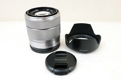 SONY E MOUNT 18-55mm f3.5-5.6 OSS ZOOM LENS - SEL1855 - USED CONDITION
