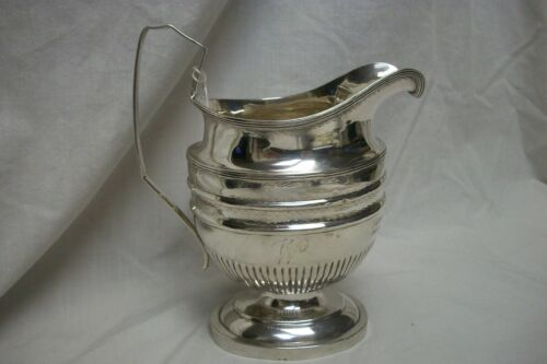 American Coin Silver Creamer of Boston Interest Circa 1815