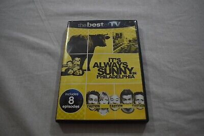 It's Always Sunny in Philadelphia The Best of TV Includes 8