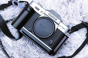 Fujifilm XT-20 - Silver - Body Only