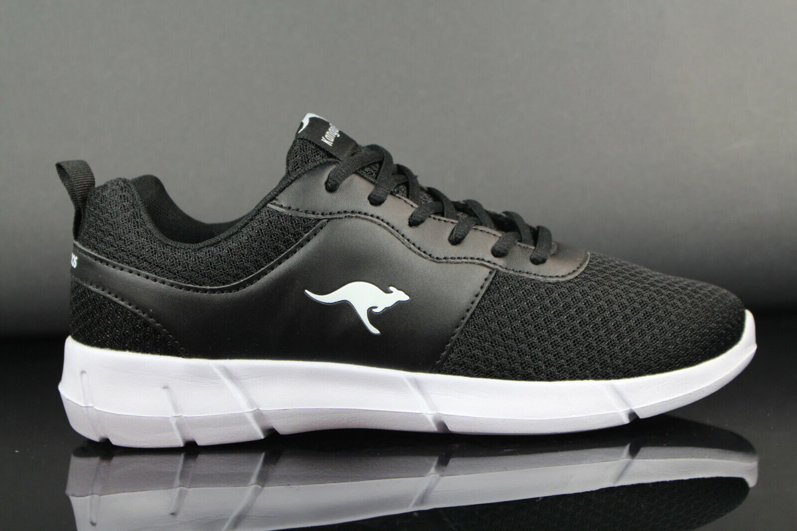 Neu KangaRoos Saba Jet Herren Sneaker Sportschuhe Schuhe Turnschuhe 790330005001