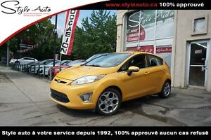 2012 Ford Fiesta SES HATCHBACK CUIR TOIT OUVRANT