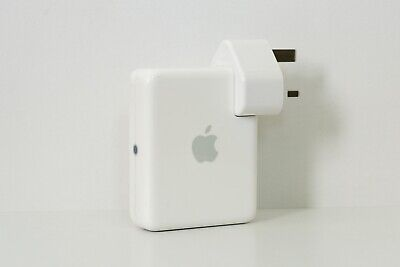 Apple AirPort Express 802.11n (1st Generation), 2.4GHz or 5GHz,Model A1264