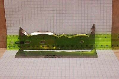 Molding Knives Large Profile Knife. Planer Moulder