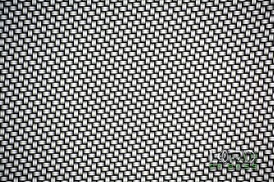 Hydrographic Hydrodipping Water Transfer Film Silver Carbon Fiber Braided Weave