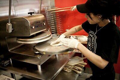 Doughxpress D-txm-2-18 Pizzatortilla Dough Press Ss Finish