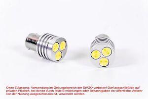 Seitronic-Kit-LED-luz-de-circulacion-diurna-BA15S-3-Watt-para-Mercedes-y-mas