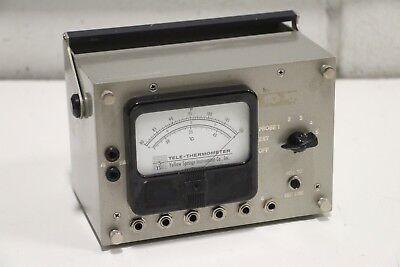 YSI (Yellow Springs Instrument Co., Inc.) 41TK Handheld Tele-Thermometer ºF ºC