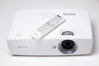 BenQ W1090 3D Ready DLP Projector 1080p HDTV 16:9 Ceiling Front 210 W