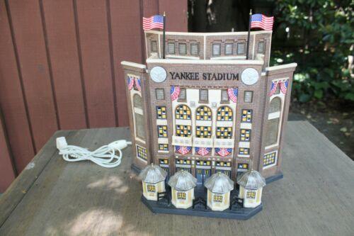 Dept 56 Christmas In The City - Yankee Stadium 2001 Works