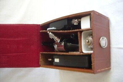 Vintage German Heine Opthalmic Kit / Opthalmoscope.