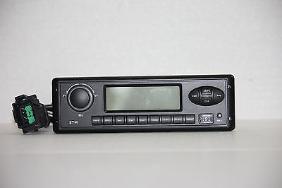 24 Volt Radio For Caterpillar Excavator Grader Dozer Loader Amfmwbusbaux In