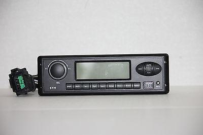24 volt Radio for Caterpillar Excavator Grader Dozer Loader AM/FM/WB/USB/Aux In