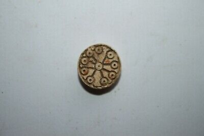 ANCIENT EGYPTIAN STEATITE SEAL c 1200 BC