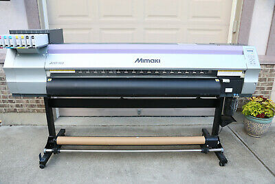 Mimaki Jv33-160 Solvent Printer Mutoh Roland Graphtec Summa Plotter