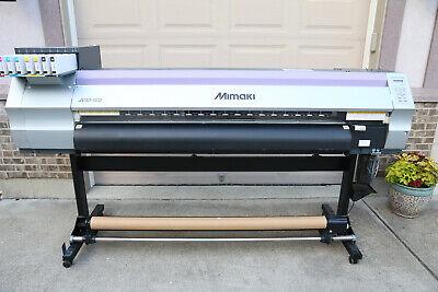 Mimaki Jv33-160 Solvent Printer Mutoh Roland Graphtec Summa Plotter
