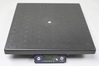 Fairbanks Digital Postal Scale Scb-r9000-14u Black No Usb Cable