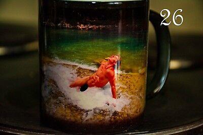 Man in Nature Novelty Magic Mug (Novelty Mug)