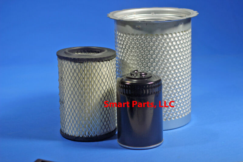 Kaeser Model AS 36 Filter Kit, 6.2055.0, 6.1985.0, 6.2011.1