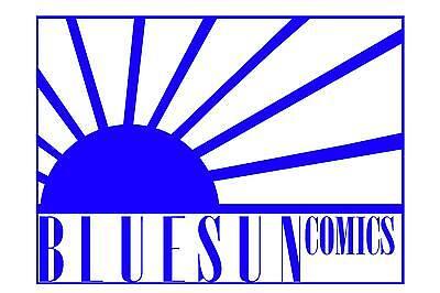 Blue Sun Comics