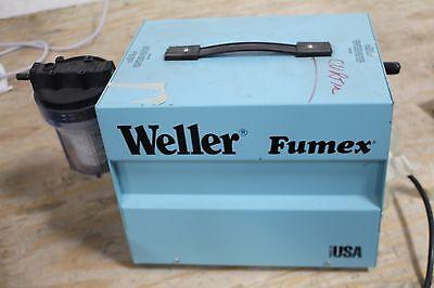 Weller Fumex Wfe4 Desolder Station