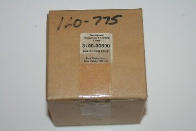 Pratt Burnerd International Crawford Ec-8 Multisize Collet 3150-30800 19-22.2mm